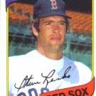 1980 Topps #184 Steve Renko DP