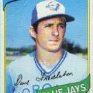 1980 Topps #382 Dave Freisleben