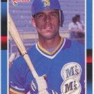 1988 Donruss #393 Dave Valle ( Baseball Cards )