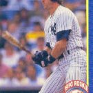 1990 Score #624 Mike Blowers RC