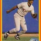 1990 Score Rookie / Traded #44T Phil Bradley - Chicago White Sox (Baseball Cards)