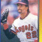1990 Topps Traded #97T Luis Polonia