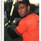 1991 Classic/Best #55 Ricky Gutierrez