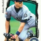 1995 Score #312 Alex Rodriguez