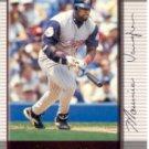 2000 Bowman #109 Mo Vaughn