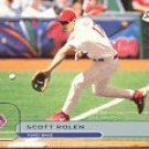 2002 Stadium Club #43 Scott Rolen
