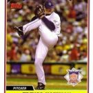 2006 Topps Update #278 Trevor Hoffman AS - San Diego Padres (All Star)(Baseball Cards)