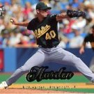 2007 Ultra Hobby #133 Rich Harden (Baseball Cards)