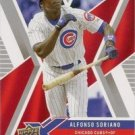 2008 Upper Deck X #21 Alfonso Soriano