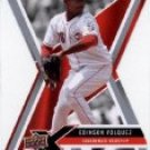2008 Upper Deck X Die Cut #31 Edinson Volquez
