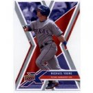 2008 Upper Deck X Die Cut #96 Michael Young