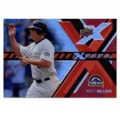 2008 Upper Deck X Xponential #MH Matt Holliday