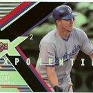2008 Upper Deck X Xponential 2 #JK Jeff Kent