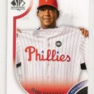 2009 SP Authentic #117 Pedro Martinez