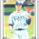 2010 Topps Allen and Ginter Baseball Highlight Sketches #AGHS7 Carl Crawford - Tampa Bay Rays (Baseb