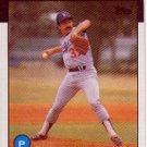 1986 Topps #252 Bobby Castillo - Los Angeles Dodgers (Baseball Cards)
