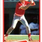 1990 Fleer #429 Jeff Reed ( Baseball Cards )