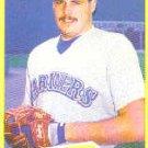 1990 Fleer #525 Mike Schooler ( Baseball Cards )