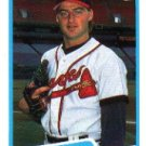 1990 Fleer #590 Kent Mercker ( Baseball Cards )