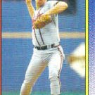 1990 Topps #410 Joe Boever - Atlanta Braves (Baseball Cards)