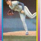 1990 Topps #490 Dan Plesac - Milwaukee Brewers (Baseball Cards)