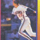 1990 Topps Traded #127T Mitch Webster - Cleveland Indians (Baseball Cards)