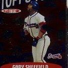 2002 Topps Total Topps #TT42 Gary Sheffield
