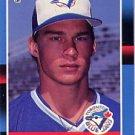 1988 Donruss #658 Todd Stottlemyre ( Baseball Cards )