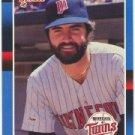 1988 Donruss 122 Jeff Reardon