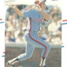 1988 Fleer 199 Mitch Webster