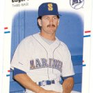 1988 Fleer 378 Edgar Martinez RC