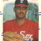 1988 Fleer 395 Jose DeLeon