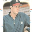 1988 Fleer 407 Jack McDowell RC