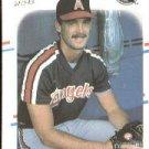 1988 Fleer 489 Chuck Finley