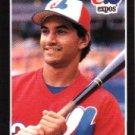 1989 Donruss #102 Dave Martinez - Montreal Expos (Baseball Cards)