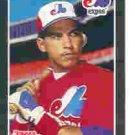 1989 Donruss #130 Andres Galarraga - Montreal Expos (Baseball Cards)