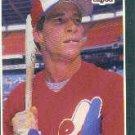 1989 Donruss #452 Rex Hudler - Montreal Expos (Baseball Cards)