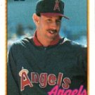 1989 Topps #190 Mike Witt ( Baseball Cards )