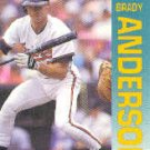 1992 Fleer 1 Brady Anderson