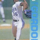 1992 Fleer 158 Tom Gordon