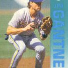 1992 Fleer 176 Jim Gantner