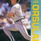 1992 Fleer 22 Joe Orsulak
