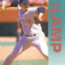 1992 Fleer 42 Dennis Lamp
