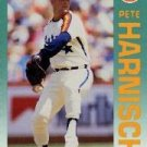 1992 Fleer 435 Pete Harnisch