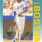 1992 Fleer 495 Daryl Boston