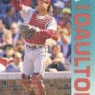 1992 Fleer 527 Darren Daulton