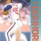 1992 Fleer 55 Mark Eichhorn