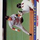 1993 Topps 296 Luis Rivera