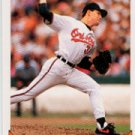 1993 Topps 710 Mike Mussina