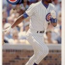1994 Fleer #402 Willie Wilson